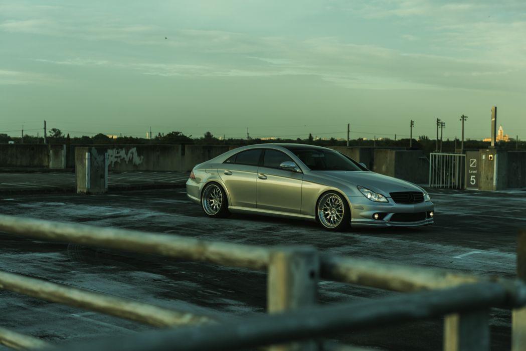ADV_1 Mercedes CLS wallpaper