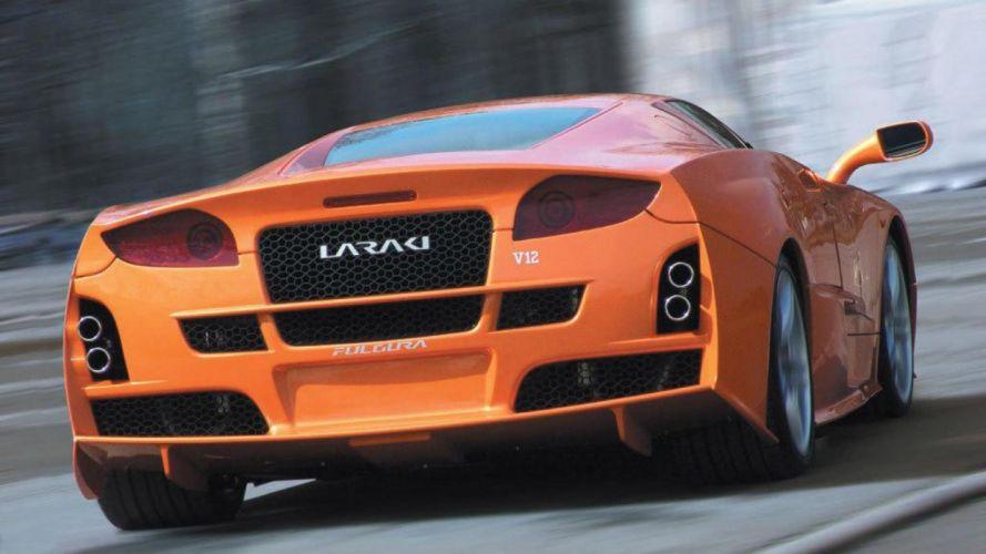 2005 Laraki Fulgura supercar r wallpaper