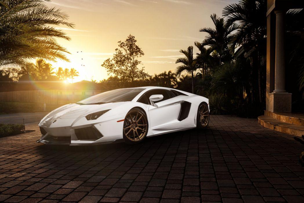 ADV_1 Lamborghini Aventador wallpaper