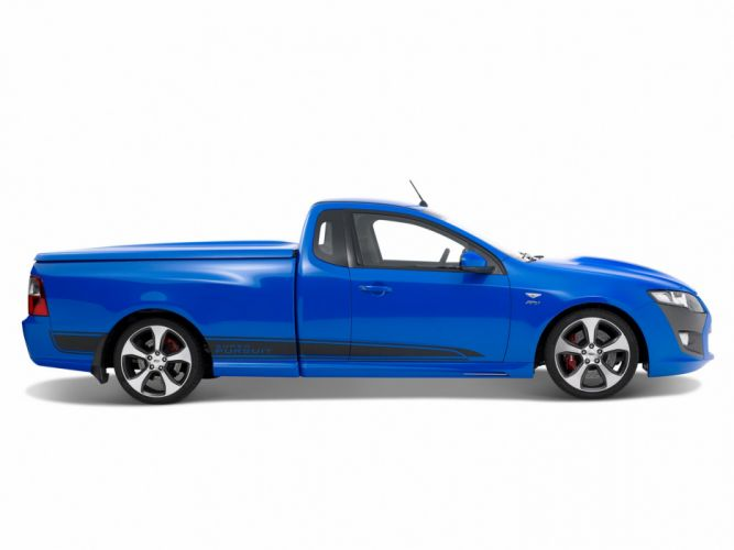 2008 FPV Super Pursuit (F-G) ford pickup muscle ef wallpaper