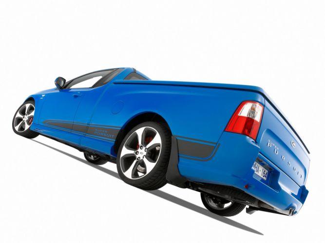 2008 FPV Super Pursuit (F-G) ford pickup muscle f wallpaper