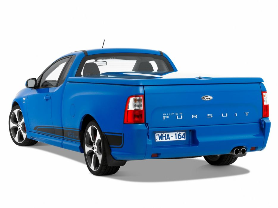 2008 FPV Super Pursuit (F-G) ford pickup muscle  g wallpaper