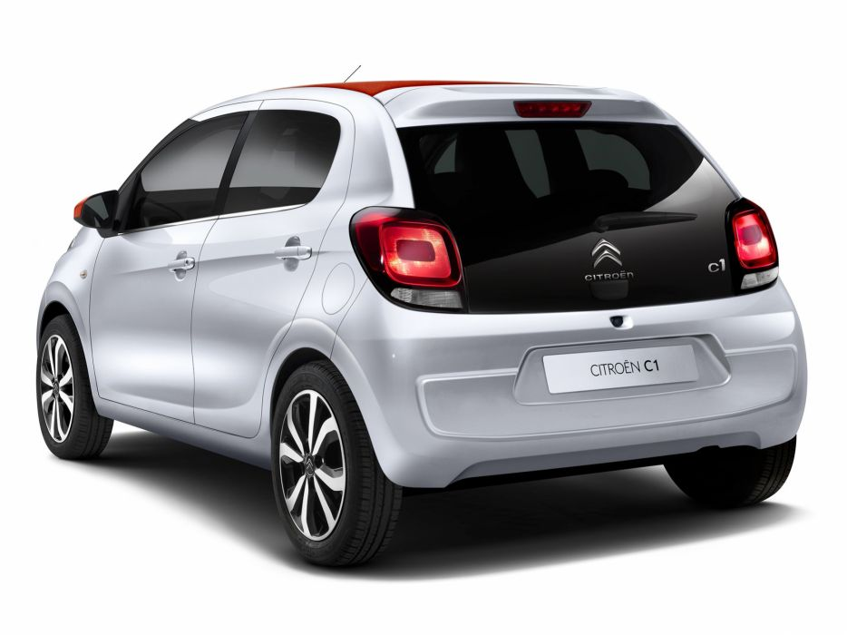 2014 Citroen C1 Airscape 5-door   c wallpaper