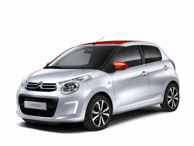 2014 Citroen C-1 Airscape 5-door d wallpaper