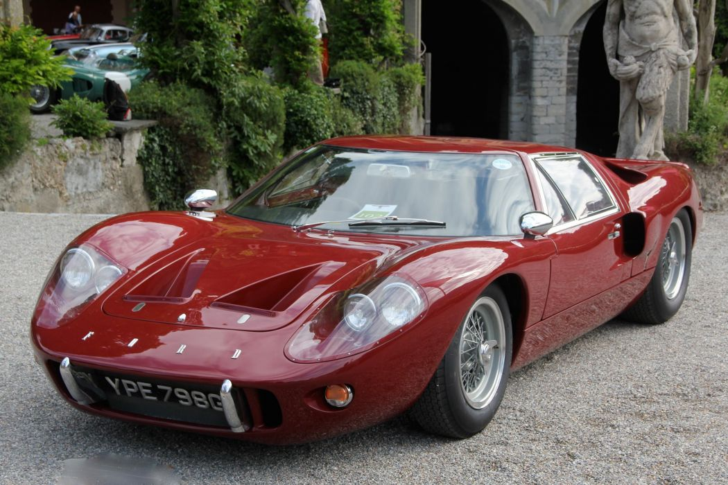 Ford GT40 (MkIII) supercar classic race racing c wallpaper