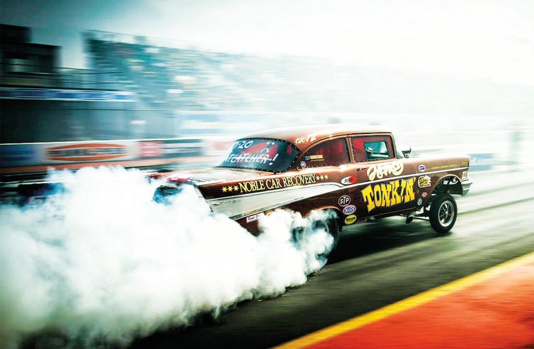 drag racing race gasser hot rod rods chevrolet    f wallpaper