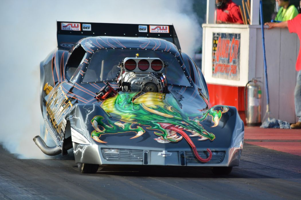 drag racing race hot rod rods chevrolet corvette     f wallpaper