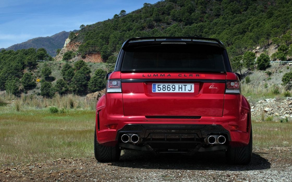 2014-Lumma-Design-Range-Rover-CLR-RS wallpaper