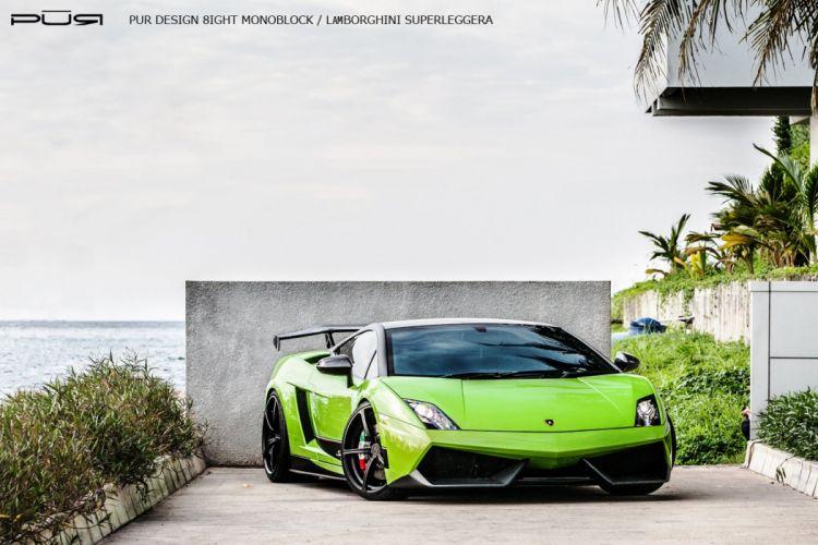 Lamborghini-Superleggera wallpaper