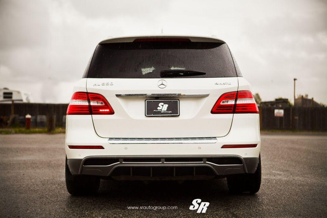 Mercedes-ML550 wallpaper