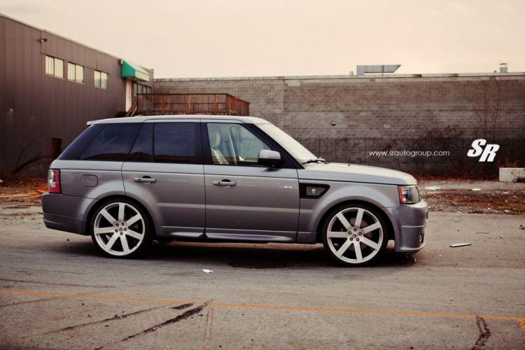 Range-Rover- Startech wallpaper