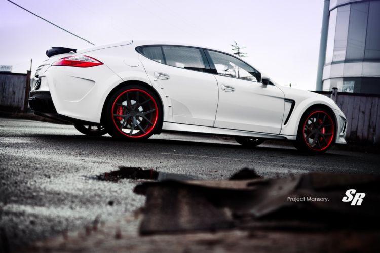 Porsche-Panamera wallpaper