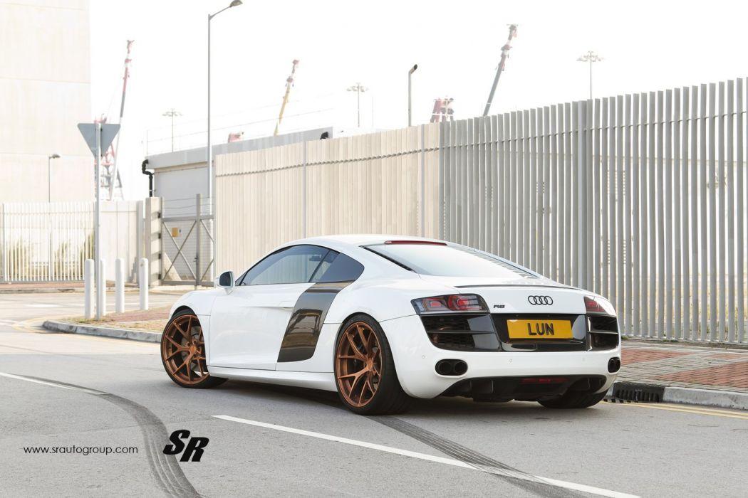 Audi-R8 wallpaper