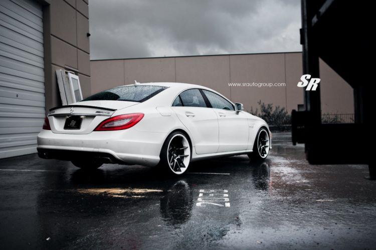 Mercedes-CLS-63-AMG wallpaper