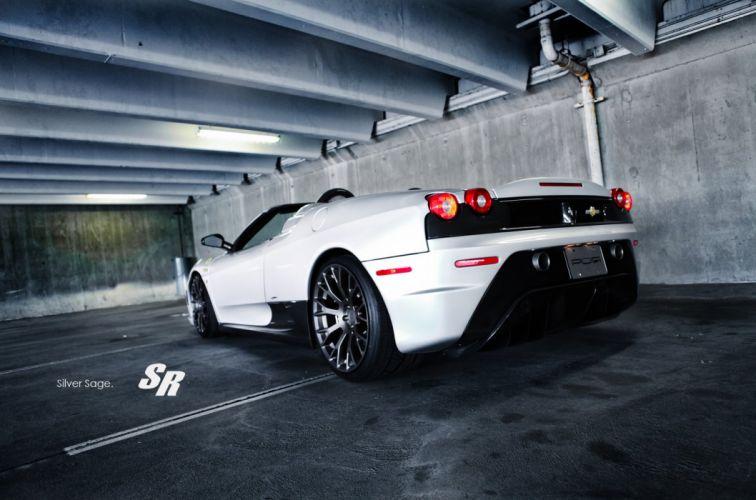 Ferrari-F430-16m-Spider wallpaper