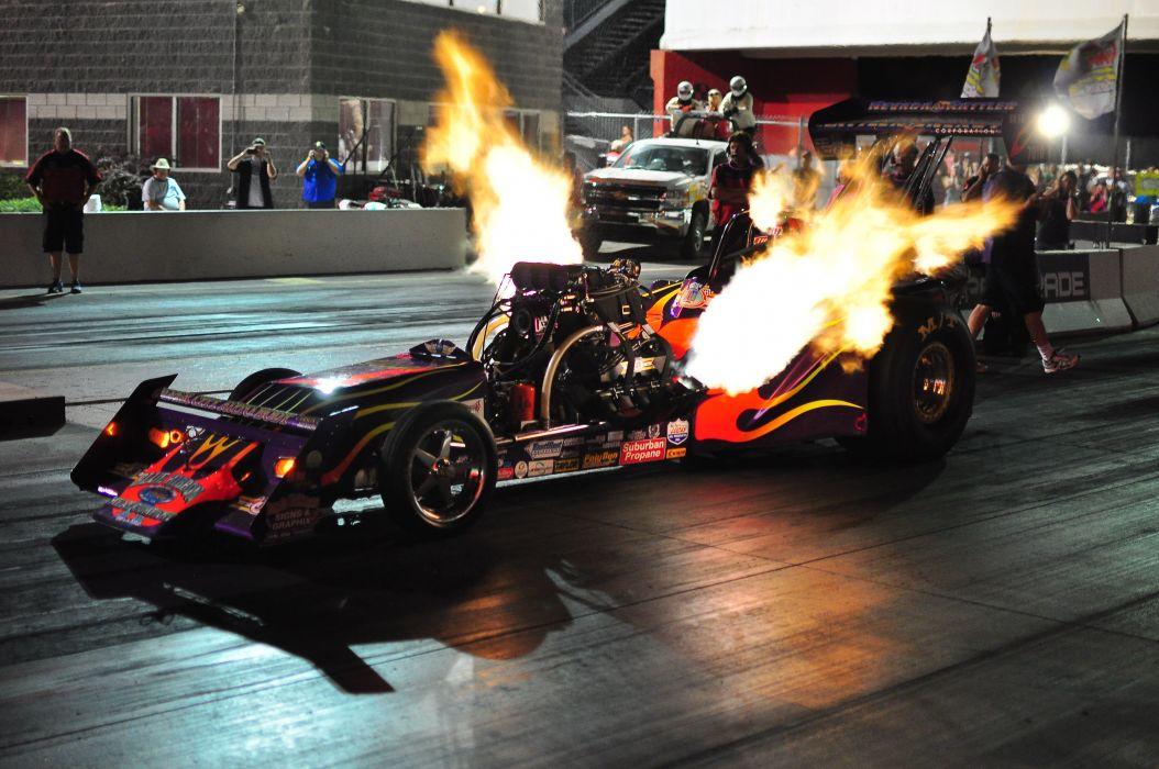 drag racing race hot rod rods dragster fire   fg wallpaper