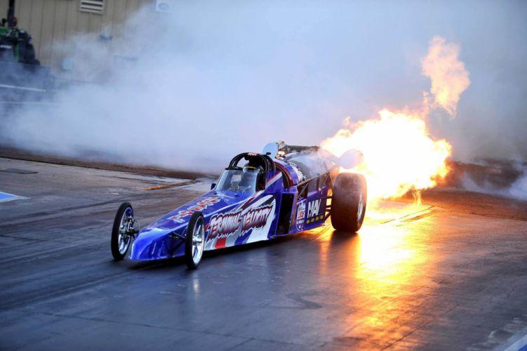 drag racing race hot rod rods dragster jet fire f_JPG wallpaper