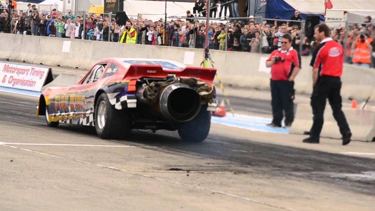drag racing race hot rod rods funnycar jet       f wallpaper