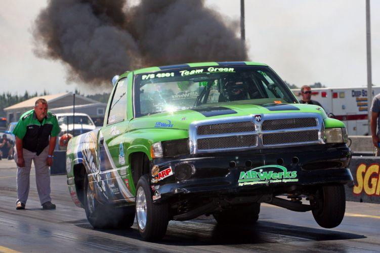 drag racing race hot rod rods pickup truck gs wallpaper