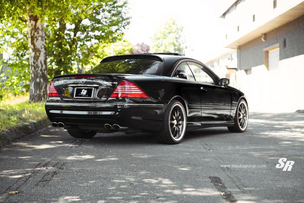 Mercedes-CL55-AMG wallpaper