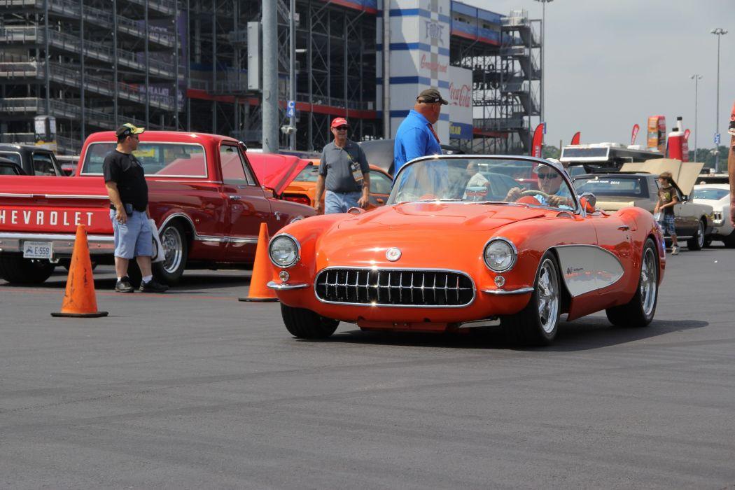 hot rod rods chevrolet corvette     f wallpaper