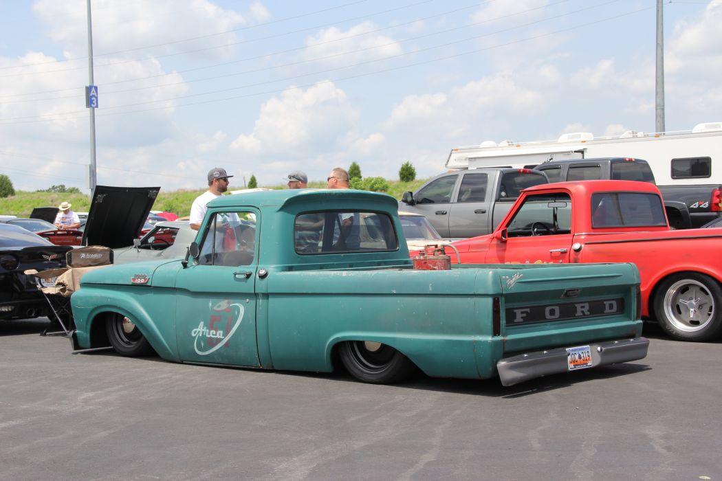 hot rod rods pickup truck retro lowrider      f wallpaper