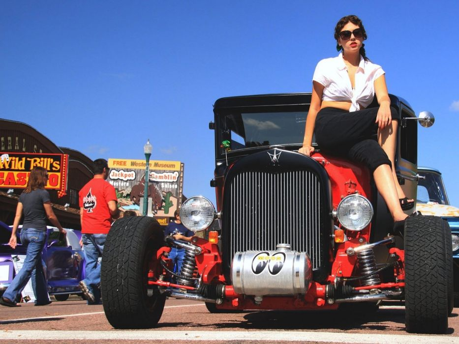 hot rod rods retro   gd wallpaper