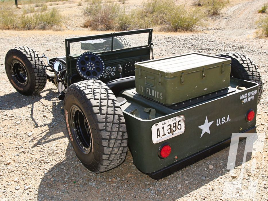 hot rod rods retro military jeep willys   f wallpaper