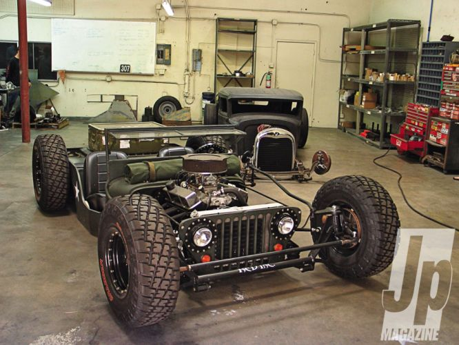 hot rod rods retro military jeep willys d wallpaper
