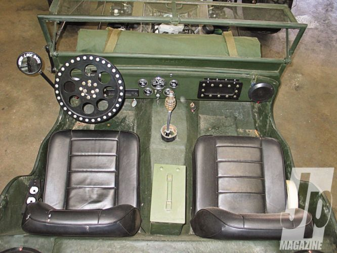 hot rod rods retro military jeep willys interior d wallpaper