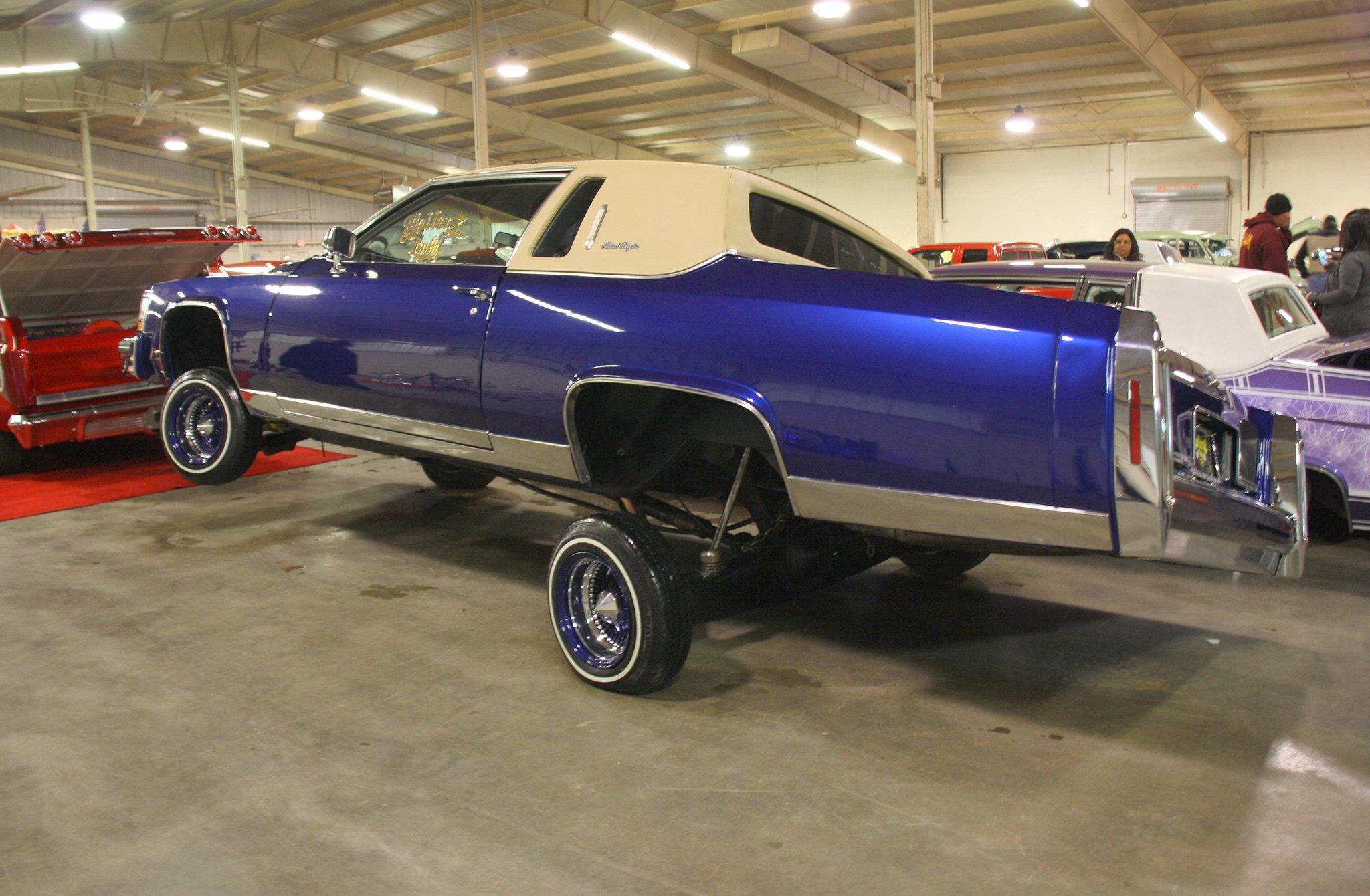 Cadillac Lowrider Wallpaper