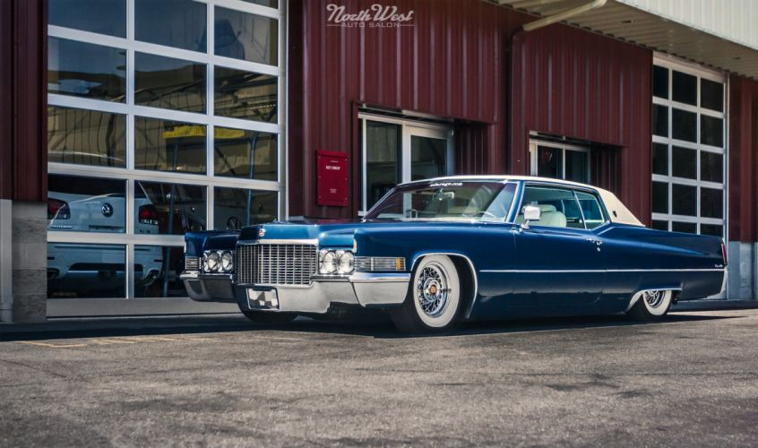 lowrider custom stance tuning cadillac luxury d wallpaper