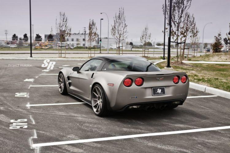 chevy-corvette wallpaper