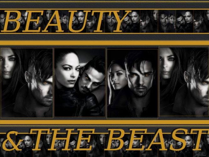 BEAUTY-AND-THE-BEAST drama thriller suspense romance series sci-fi crime beauty beast (3) wallpaper