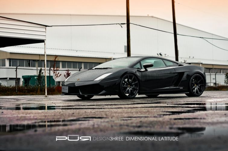 Lamborghini-Gallardo wallpaper