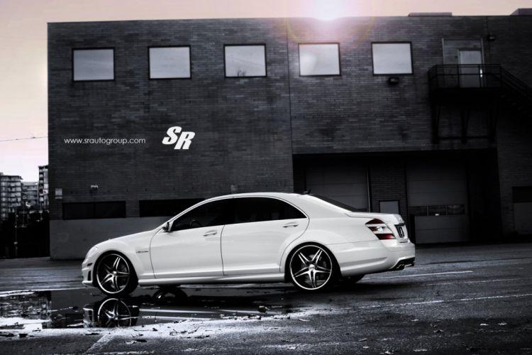 mercedes-s65-AMG wallpaper