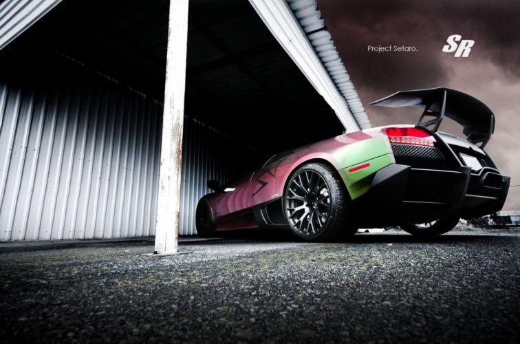 Lamborghini-Murcielago wallpaper