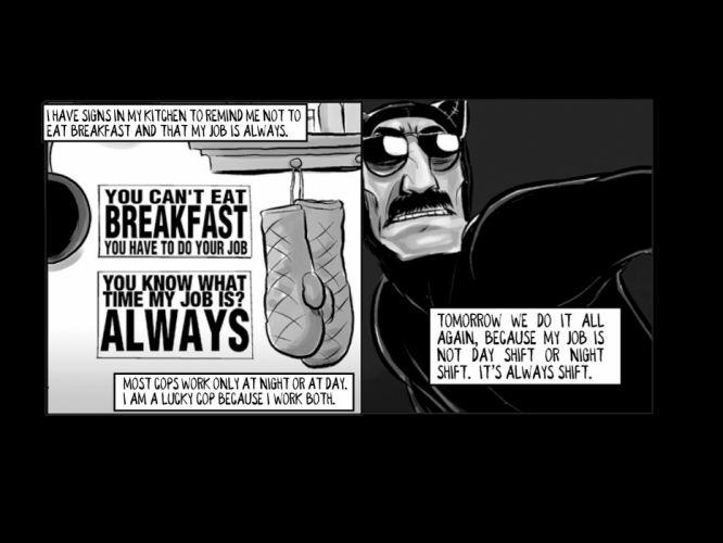 AXE-COP animation action comedy axe cop comics cartoon (9) wallpaper