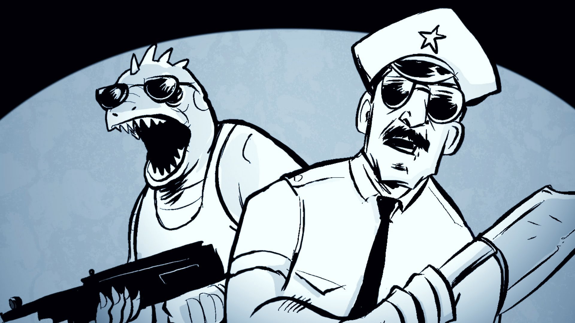 Axe Cop Wallpaper Axe-cop Animation Action