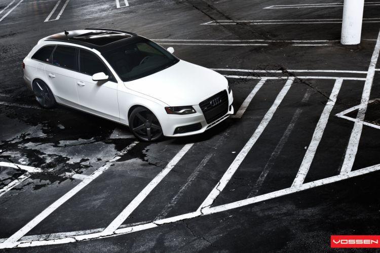 Audi-A4-avant wallpaper