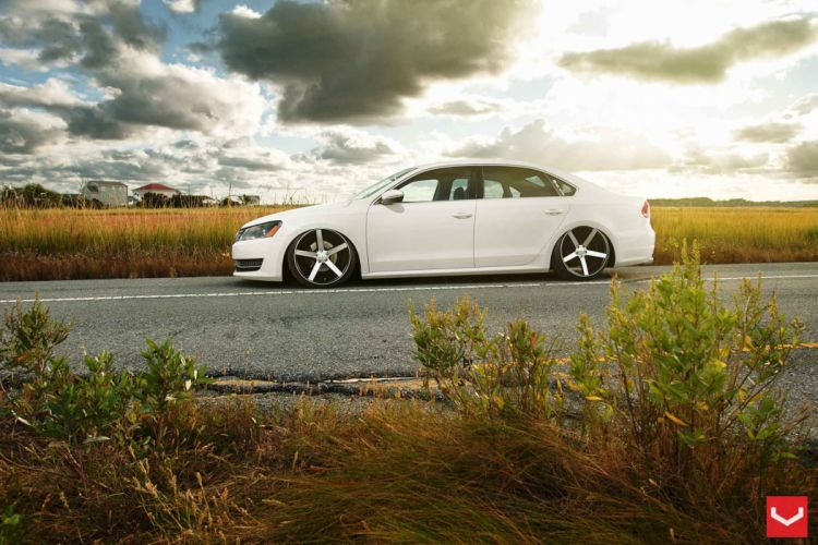 VW-Passat wallpaper