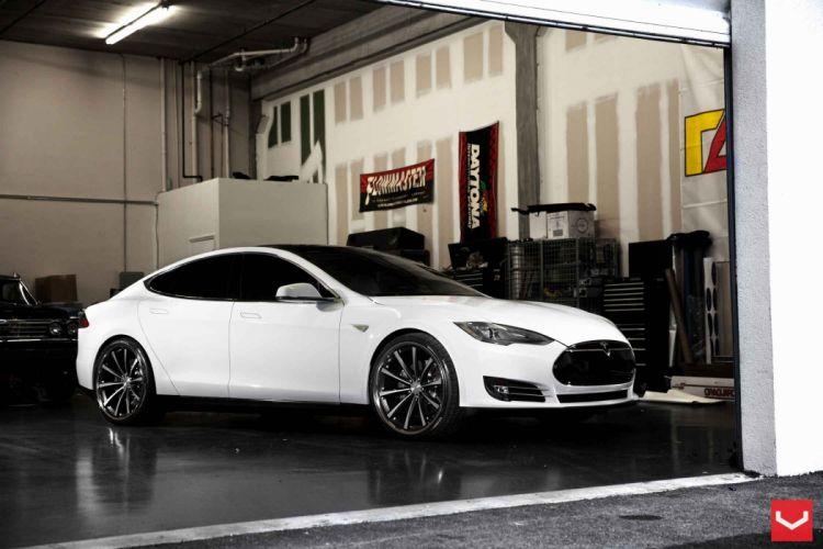 Tesla-Model-S wallpaper