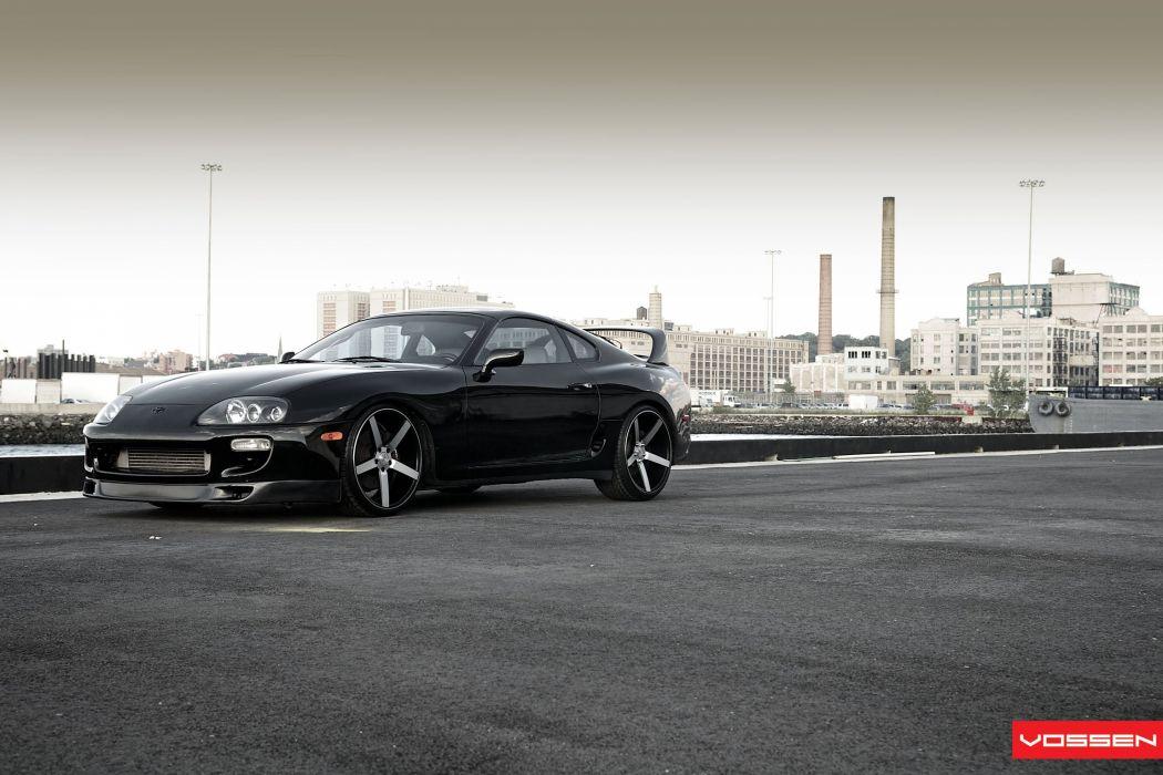 Toyota-Supra wallpaper