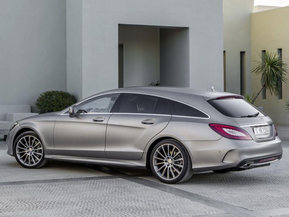 Mercedes-Benz CLS 400 wallpaper