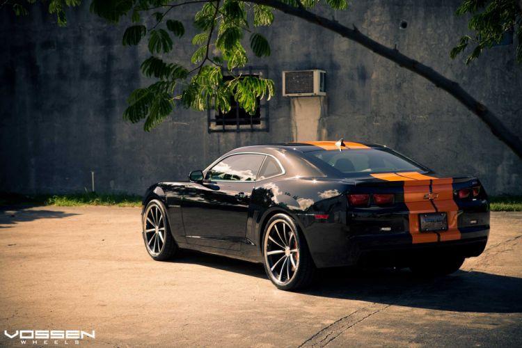 Chevrolet-Camaro wallpaper