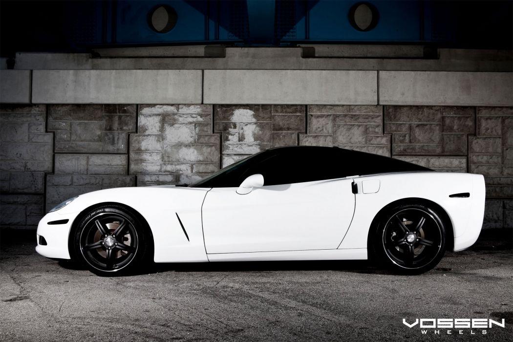 Chevrolet-Corvette wallpaper