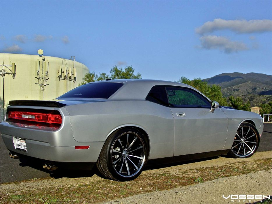 Dodge-Challenger wallpaper