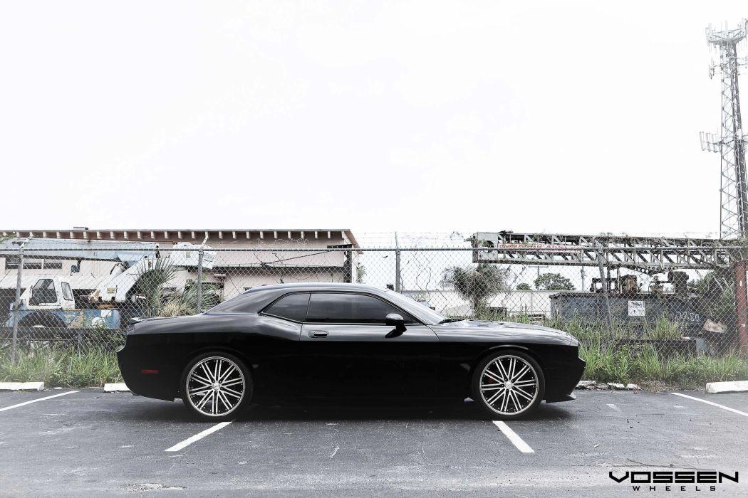 Dodge-Challenger wallpaper