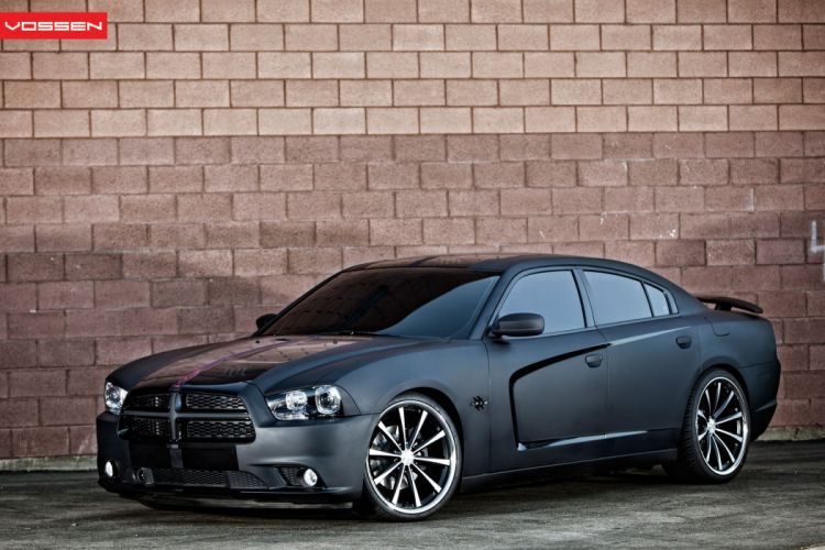 Dodge-Charger wallpaper
