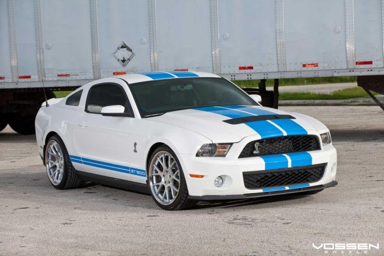 Ford-Mustang wallpaper